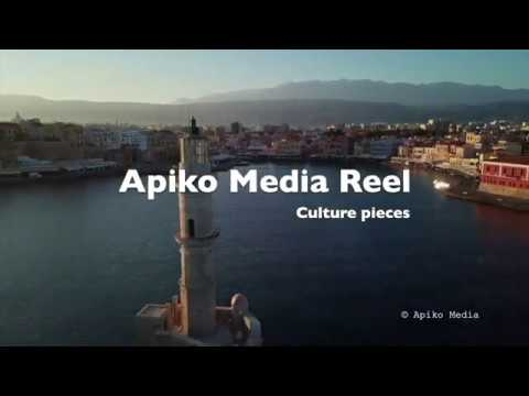 Apiko Media Showreel - The Culture pieces