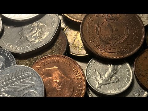 Foreign Coin Grab Bag - (1800s) Old Coin Alert!!! - Bag #1