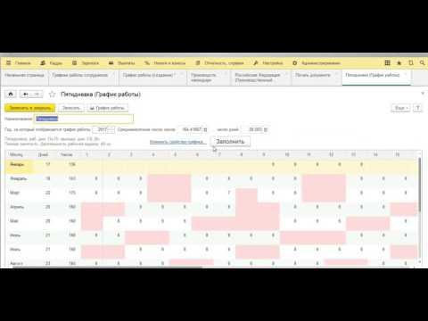 Вебинар «Учет рабочего времени в 1C: Зарплата и управление персоналом 3»