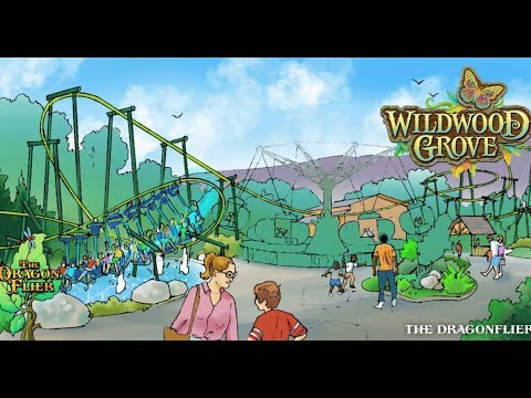Dollywood Announces Wildwood Grove with 6 New Rides for 2019