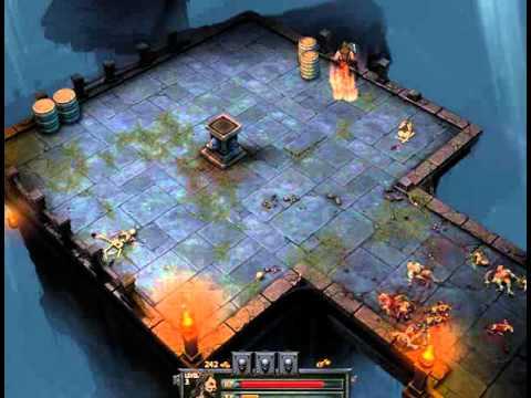 Dungeon King - Classic Dungeon Crawler Game Online!