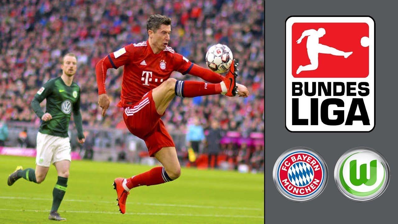 Bayern MГјnchen Vs Wolfsburg