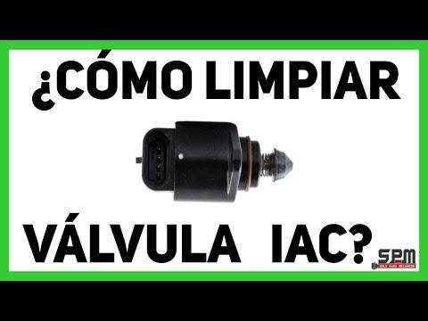 🔥¿Como limpiar la Válvula IAC de tu auto?🧐☄️