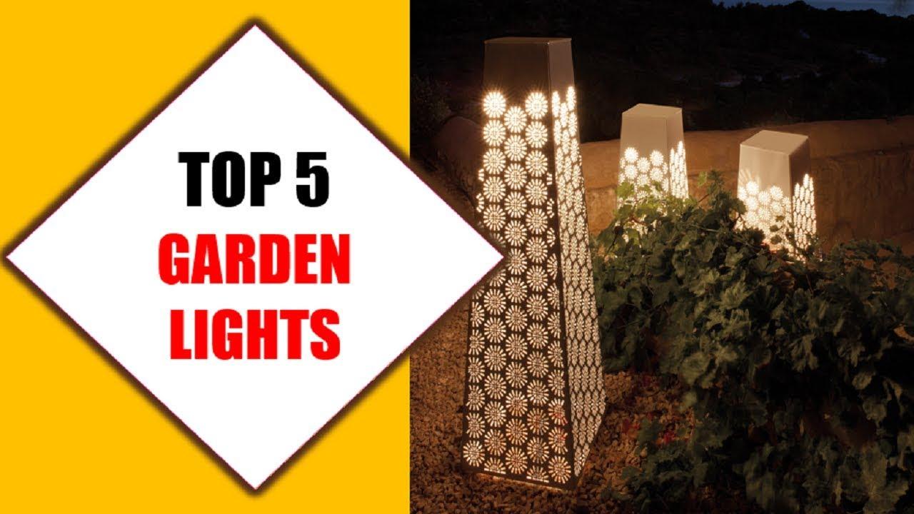 top 5 best garden lights 2018 best garden light review by jumpy