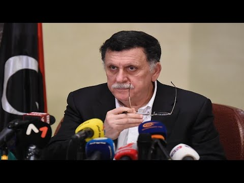 ليبيا: فايز السراج يقترح مبادرة للخروج من الأزمة ويرفض التفاوض مع حفتر  - نشر قبل 1 ساعة