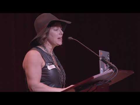Carey Nelson Burch | WHO KNEW Women Who Rock Talk 3.30.17
