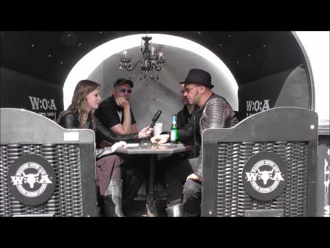 Oomph!-Interview vom Wacken Open Air 2015