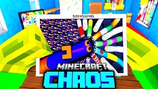 ONLINE SPIELE in MINECRAFT?! - Minecraft CHAOS #14 [Deutsch/HD]