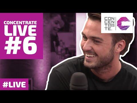 CONCENTRATE LIVE #6: Dave Roelvink, Nega, Carlijn en Merle