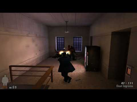Max Payne - Part III -  Chapter Six: Byzantine Power Game