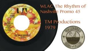 WLAC The Rhythm Of Nashville Promo 45