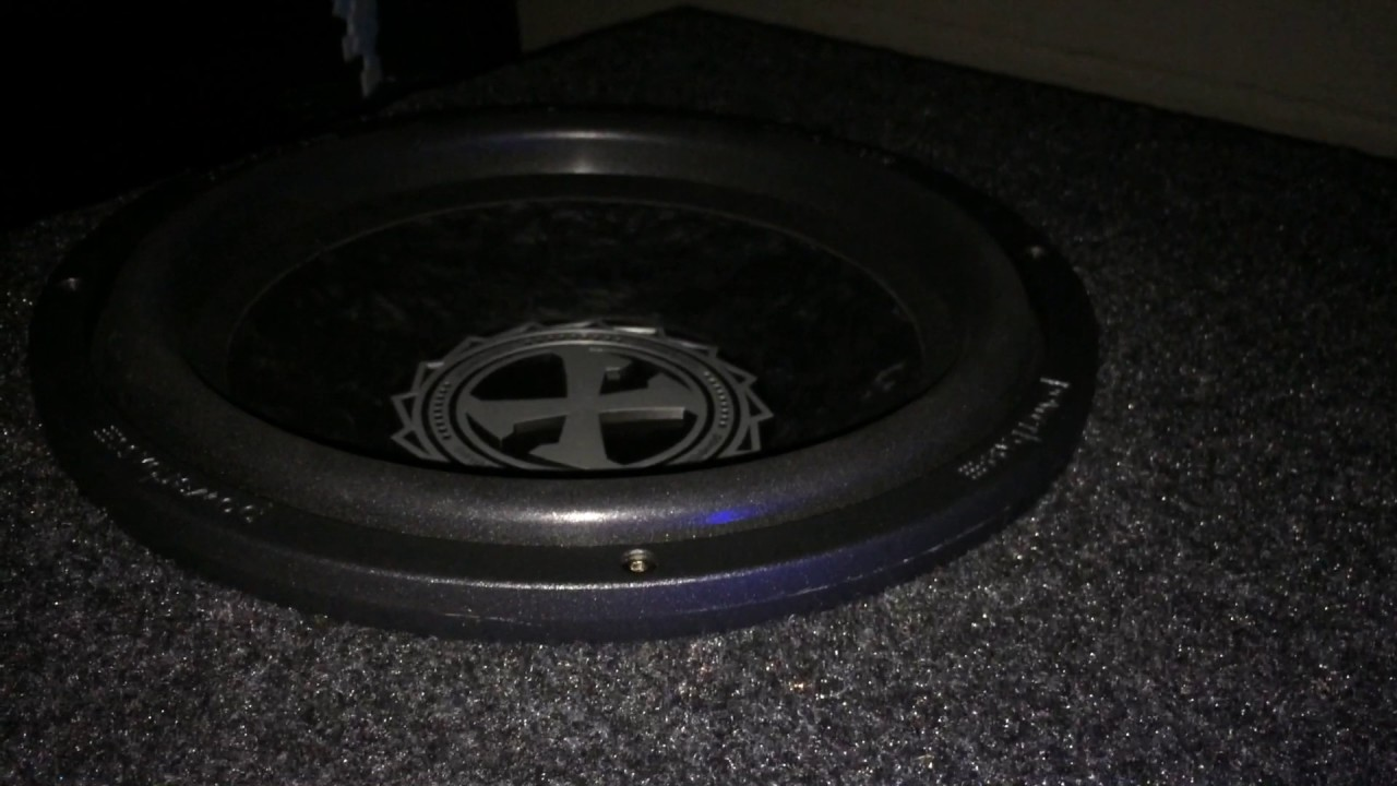 2 12` inch powerbass 3XL subwoofer by xxxDavid98