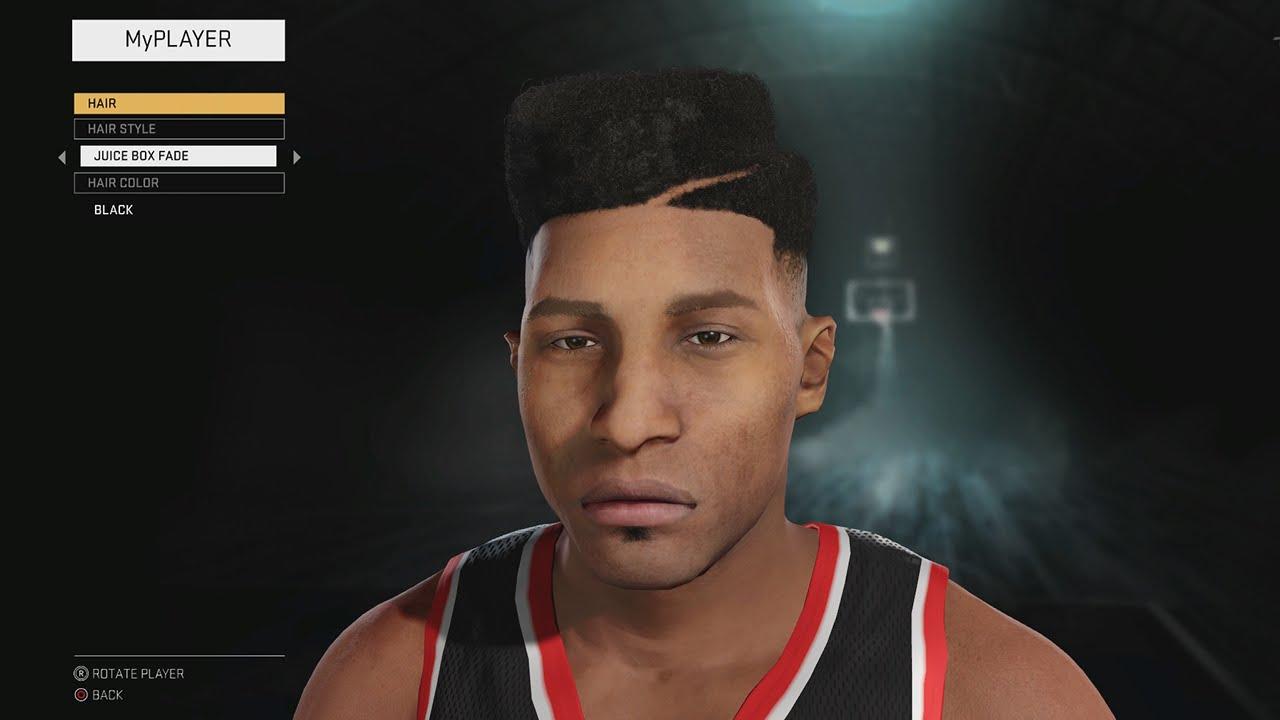 nba 2k16 - myplayer hairstyles