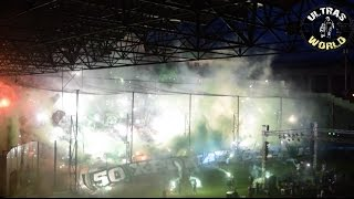 Ultras World in Athens: Gate 13