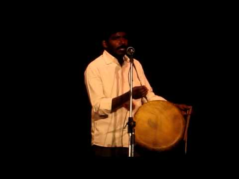 Tamil folk Song - Jayabal JNU (1)