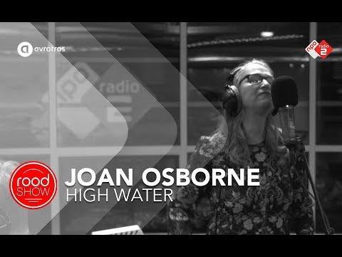 Joan Osborne - 'High Water' live @ Roodshow Late Night
