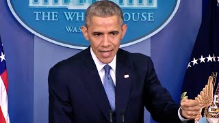 """Obama: Sony """"Made a Mistake"""" Cancelling """"The Interview"""""""