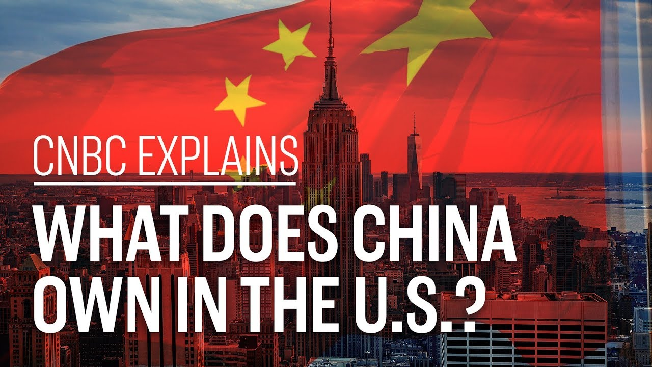 MONEY TALK: How much property does China own in America?!