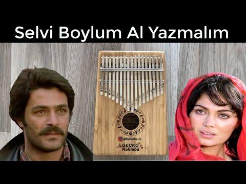Selvi Boylum Al Yazmalım (Kalimba Cover) | Kalimba Academy