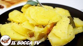 531 - Patate affogate alla pietrasantina...ci riempio la cucina! (contorno toscano buono e facile)
