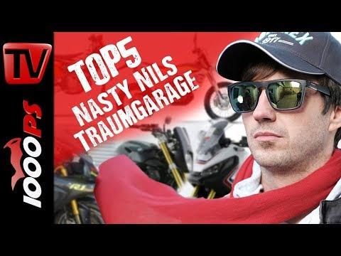 Top 5 - Die ultimative Motorrad Traumgarage von NastyNils