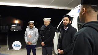 Australian Ahmadis spread the message of Islam to Snowtown, Australia