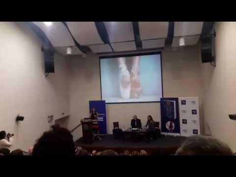 #carrosokvideos Lanzamiento del libro Yo fuera de la caja por Carla Olivieri Decana en Usil