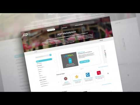 ADP Marketplace LifeMart - YouTube