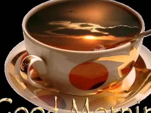 Guten morgen wunderschöne eine Eine Wunderschöne
