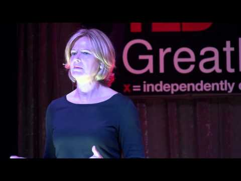 Courageous Conversations | Patti DeNucci | TEDxGreatHillsWomen