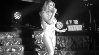 Mariah Carey - My All Live 2016 Outstanding Vocals @Cardiff