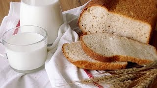 Молочный Хлеб на Закваске!!! Это Восхитительно!***Sourdough milk Bread!!! It's Amazing!