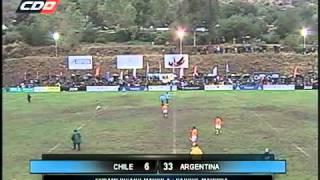 chile vs argentina sudamericano de rugby chile 2012 gentileza cdo