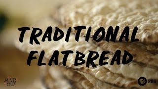 Magnus Nilsson And Family Bake A Traditional Flatbread