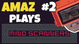 Call Dr. Amaz for a Mind Scan - Mind Scanners, Part 2