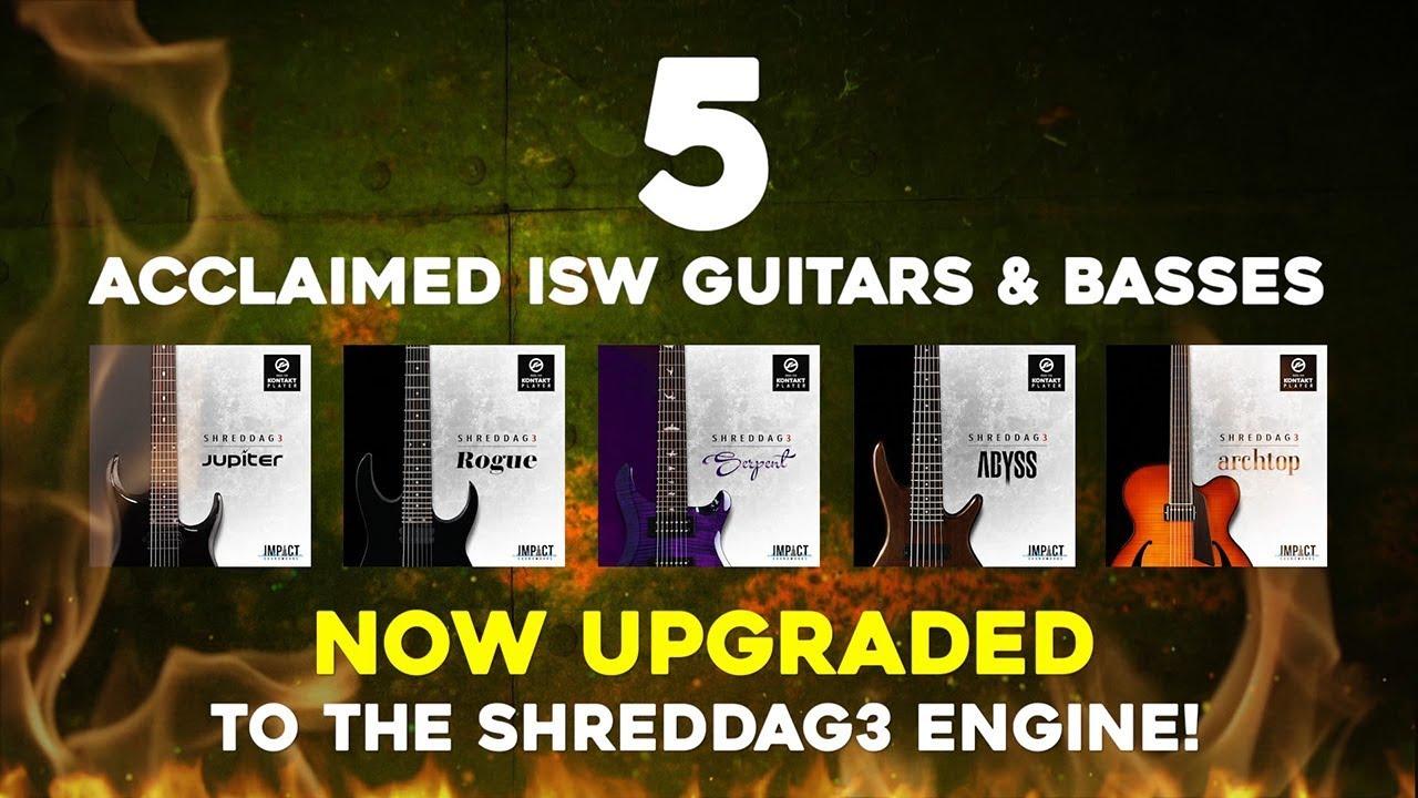 shreddage 2x update download