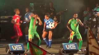 """Video Lil Natty and Thunda - """"Top Striker"""" - Power Soca Monarch 2017 (Grenada) download MP3, 3GP, MP4, WEBM, AVI, FLV Oktober 2018"""