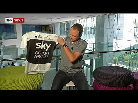 Chris Froome on Ocean Rescue, Drug Rows...
