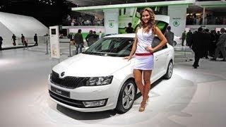 Skoda Rapid 2012: A Hatchback? - AutoPressWeekly