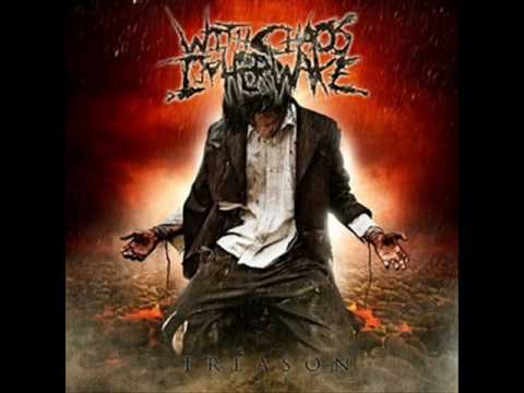 With Chaos In Her Wake - Scars in the Obelisk