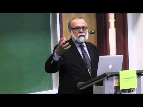 Dr. Hamid Dabashi-The Capital, the Colonial, the Political