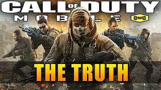 The Truth About Call of Duty Mobile