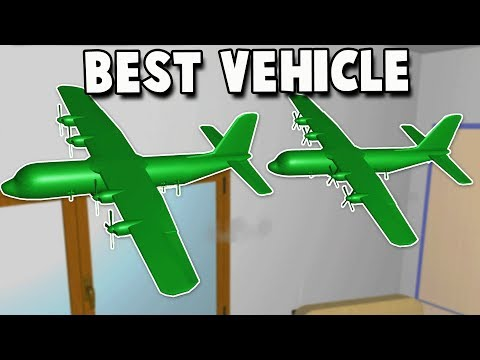 BEST Plane Ever Invented!  (Home Wars Gameplay)