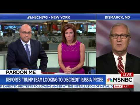 MSNBC's Ali Velshi in heated discussion over media's coverage of Russia