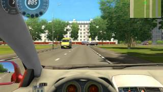 City Car Driving 1.2.2 GAMEPLAY Toyota Corolla [HD]
