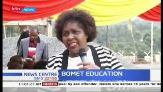 Bomet leaders vow to take stern action against defilement of minors