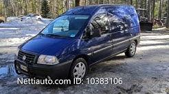 MYYTY!! • Myydään Fiat Scudo 2.0 JTD VAN