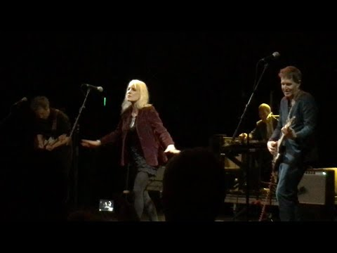 The Dream Syndicate With Kendra Smith - Kendra's Dream (Live Debut) 12-15-2017 El Rey Theatre, LA.