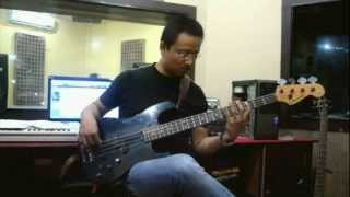 Bass Instruction with modes /Indian Bassist (Mhathung Odyuo)