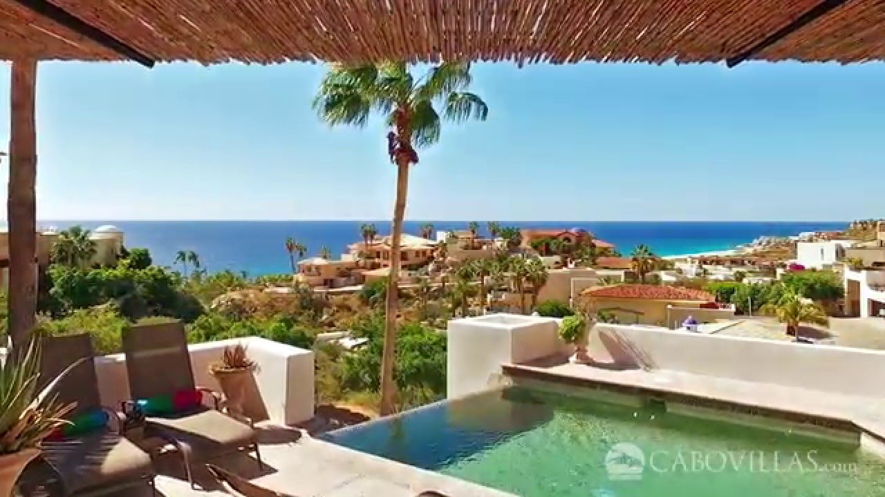 villa del sol - vacation rental in cabo san lucas, mexico - youtube
